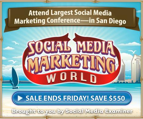 6 Visual Tools to Improve Your Social Media Content : Social Media Examiner | Social Media Marketing | Scoop.it