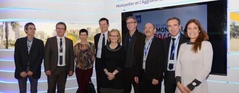 Montpellier : 600 investisseurs potentiels ont découvert les grands projets de la Ville au SIMI | Vie économique de l'agglomération de Montpellier | Scoop.it