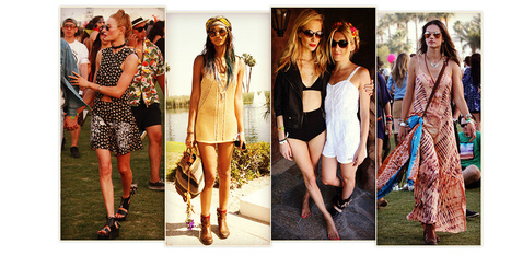 Coachella 2014: best festival fashion | Coachella 2014 | Scoop.it