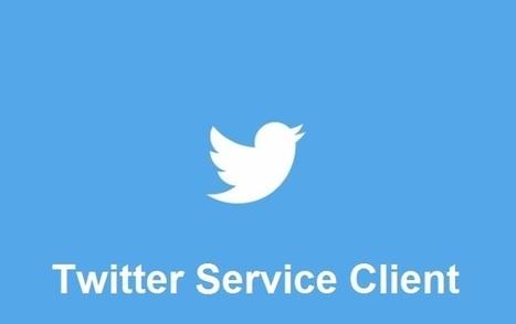 Twitter permet aux entreprises d'afficher un label service client avec les horaires | Social Media Curation par Mon Habitat Web | Scoop.it