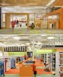 Dead WalMart reborn as library - Boing Boing | My Library | Scoop.it