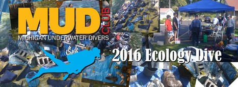 River Cleanup in Niles - Ecology Scuba Dive - Michigan UnderWater Divers Club | ScubaObsessed | Scoop.it