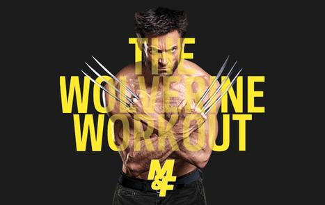 The Wolverine Workout: 4 Weeks to Shred Like Hugh Jackman | naturalbodybuilding | Scoop.it