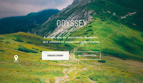 New open source tool for journalists and designers to weave interactive stories | Documentary Evolution | Scoop.it