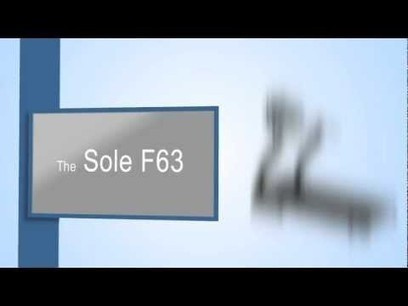 SOLE F63 Treadmill Reviews | Treadmills Fans | Best Home Treadmills | Scoop.it