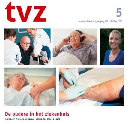 """TvZ 5: Dossier """"de oudere in het ziekenhuis""""   Verpleegkunde Zuyd   Scoop.it"""