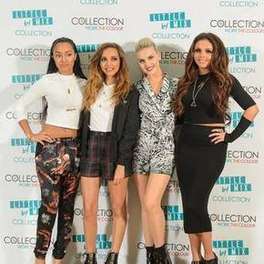 Little Mix strike a pose at launch - Belfast Telegraph | singers | Scoop.it
