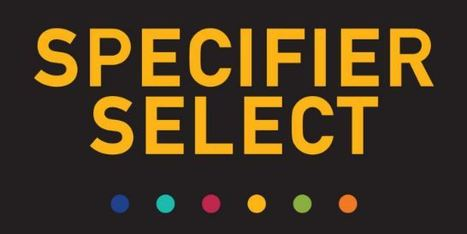 Specifier Select | Architecture, Design & Innovation | Scoop.it