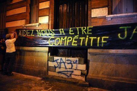 Des agriculteurs bloquent l'accès à des permanences politiques à Toulouse | Toulouse La Ville Rose | Scoop.it