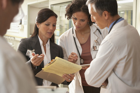 What I Learned: Lessons from a leader in healthcare | leadership | Scoop.it