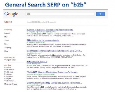 The future of B2B Search: Start preparing for Social SEO now | The Growth of Social Search | Scoop.it