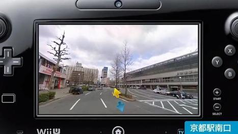 Explorable Google Maps Coming to the Wii U | Technology is the Mind | Scoop.it