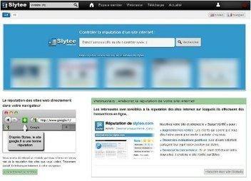 Slytee : Nouveau design, Interview et E-réputation   Veilleur Stratégique   Univers de la veille   Scoop.it