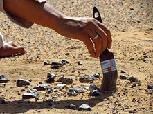 Projekt Sudan; focus on studying palaeolithic settlements in the region of the Southern Dongola Reach   Nubia; daily life and cultural heritage   Scoop.it