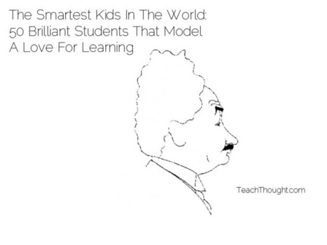 The Smartest Kids In The World: 50 Brilliant Students That Model A Love For Learning | Psychology | Scoop.it