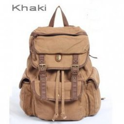 Large canvas backpacks for school | hiking pack unisex - $55.00 : Notlie handbags, Original design messenger bags and backpack etc | personalized canvas messenger bags and backpack | Scoop.it