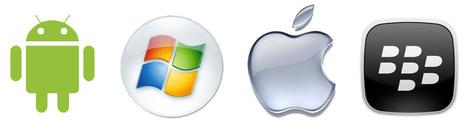 Sistemas operativos de la tabletas: iOS, Android, Blackberry, WindowsRT | Sistemas operativos en red | Scoop.it