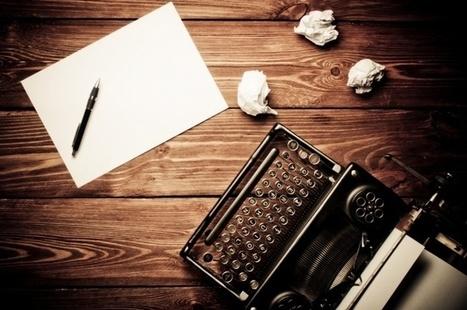 Даже великие писатели делают это плохо, или Чему нужно научиться автору | Пишем и продаём | Scoop.it