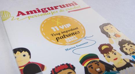 Kraft Croch amigurumis y su libro de patrones | monmagan.com | TEJIDO AL CROCHET | Scoop.it