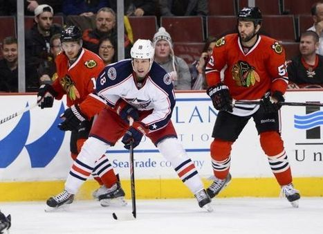 Columbus Blue Jackets vs. Chicago Blackhawks Pregame | Chicago Blackhakws | Scoop.it