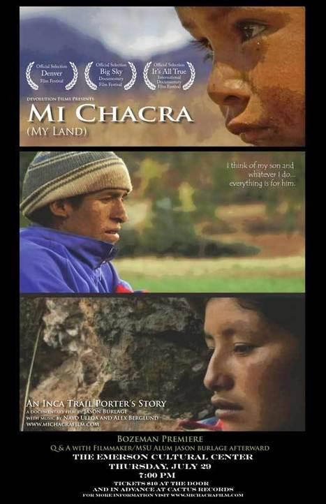 La route des Incas, un film-documentaire de Jason Burlage   Les Incas du Pérou   Scoop.it