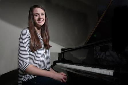 A late starter at 17, area piano prodigy competes at a high level | KansasCity.com | OffStage | Scoop.it