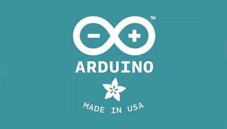 Arduino Announces Manufacturing Partnership With Adafruit (video) - Geeky Gadgets | Raspberry Pi | Scoop.it