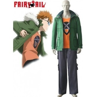 Fairy Tail Loke Cosplay Costume | cosplay costumes | Scoop.it