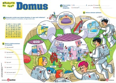 Domus | Historia, lengua y civilización romana | Scoop.it