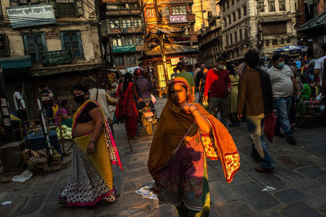 Behind the Dateline: 'Kathmandu' Becomes Times Style | Geography Education | Scoop.it