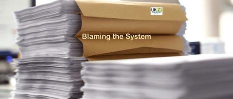 UKEdMag: Blaming the System by @ICTMagic | ICTmagic | Scoop.it