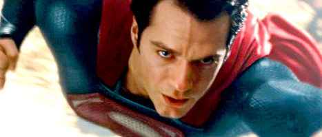 'Man of Steel' gets release date in China - Entertainment Weekly (blog) | Brandon Sims | Scoop.it
