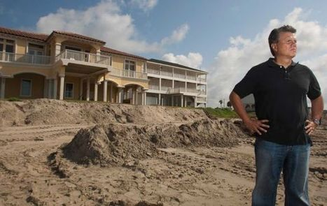 Galveston beach homeowners prepare to exert rights | Texas Coast Real Estate | Scoop.it