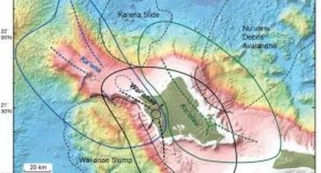 Underwater volcano discovered in Hawaii   Geology   Scoop.it