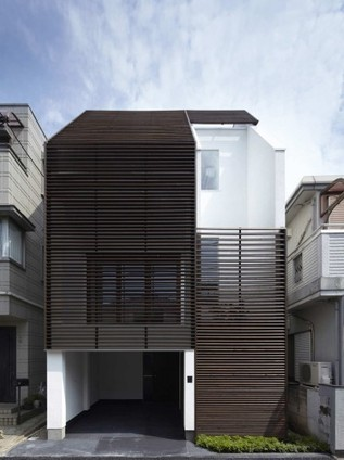 [Saitama, Japan] IS / Yo Yamagata Architects | The Architecture of the City | Scoop.it