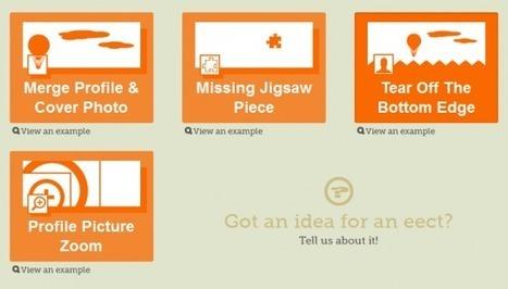 Créer une photo de couverture Facebook en 3 étapes | Internet: Recherche et Sécurité | Scoop.it