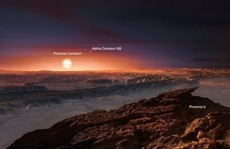 La habitabilidad del planeta Próxima b | Astronomía | La Ciencia de la Mula Francis | Université de Namur | Scoop.it