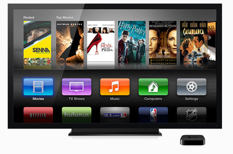 Apple TV Update Highlighted By Bluetooth Keyboard Support   iPads in Education Daily   Scoop.it