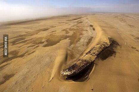 Abandoned Ship in Sharjah | Modern Ruins, Decay and Urban Exploration | Scoop.it