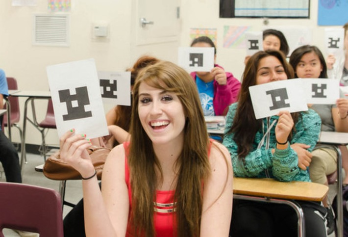 Plickers : vérifiez en temps réel les notions acquises en classe | TIC et TICE mais... en français | Scoop.it