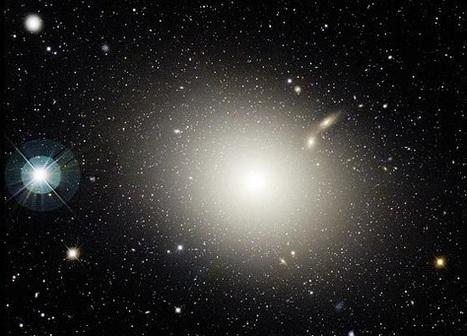 Un amas d'étoiles fonce vers nous à 1 000 km par seconde Passeur ... | Médiation des sciences | Scoop.it