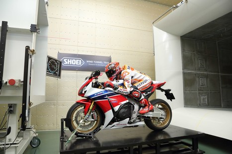 How Marc Márquez's helmets are made | M A G | Scoop.it