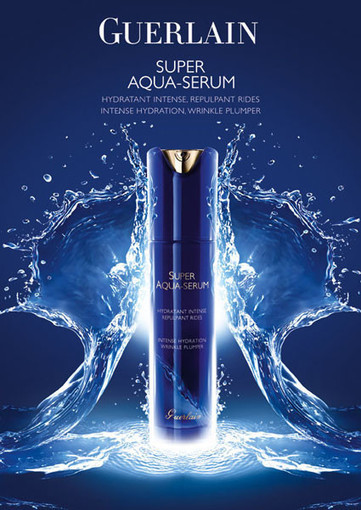 Super-Aqua Serum, dos nuevos serums en hidratación antiarrugas de Guerlain | Spain bloggers | Scoop.it