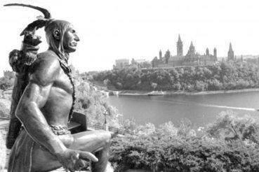 Un mensonge au coeur de la première visite | Mathieu Bélanger | Actualités régionales | Histoire de l'Outaouais | Scoop.it