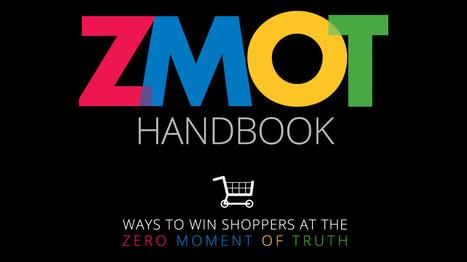 Zero Moment of Truth (ZMOT) – Think Insights – Google   zmot   Scoop.it