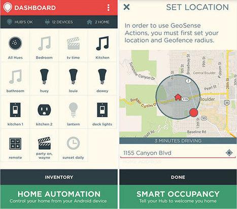 Revolv arrive sur Android | Soho et e-House : Vie numérique familiale | Scoop.it