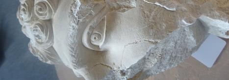 [INNOVATION MONDE] Le modèle 3D d'un portrait de Palmyre à télécharger - Syrian Heritage Revival | Clic France | Scoop.it