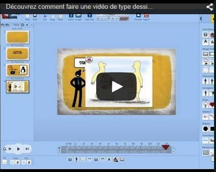 3 outils numériques indispensables pour créer vos vidéos pédagogiques | cours de FLE | Scoop.it