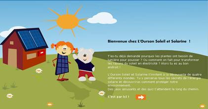 Avenir Solaire | FLE enfants | Scoop.it