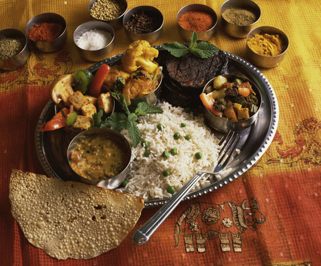 Indian Cuisine Breaks Flavor Science Rules | The Plate | Barbecue | Scoop.it